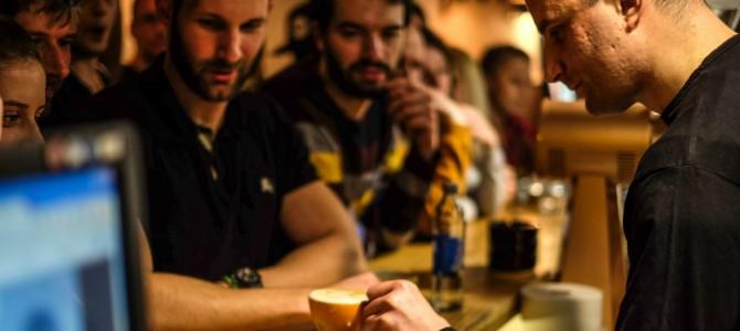 Pozdrav svim kavopijama!