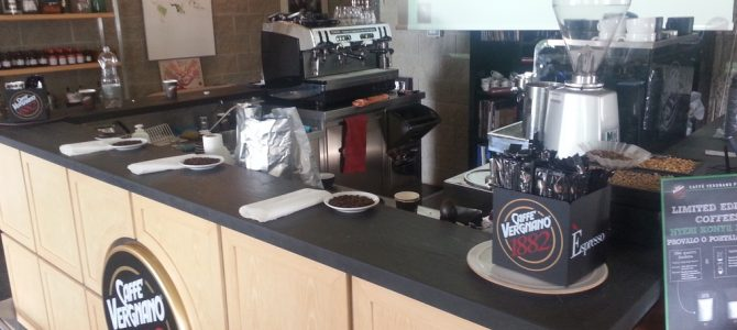 U posjeti tvornici Caffè Vergnano