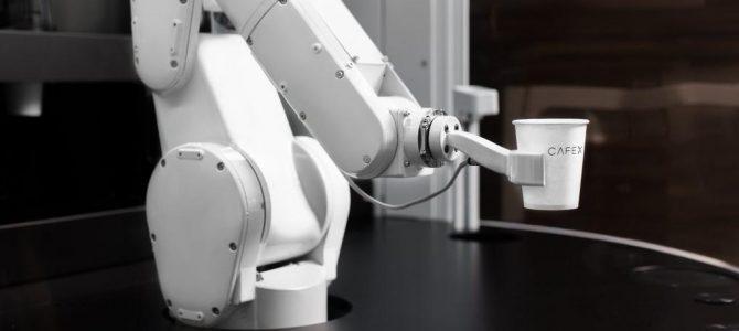 Roboti baristi osvajaju svijet