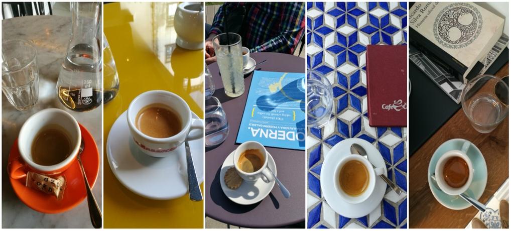 Kofeinska destinacija: Ljubljana