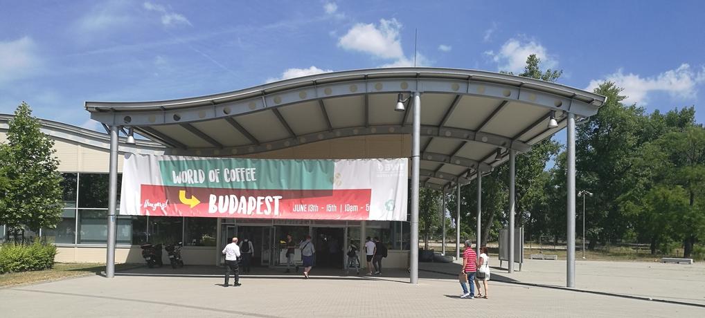 World of Coffee 2017 Budimpešta