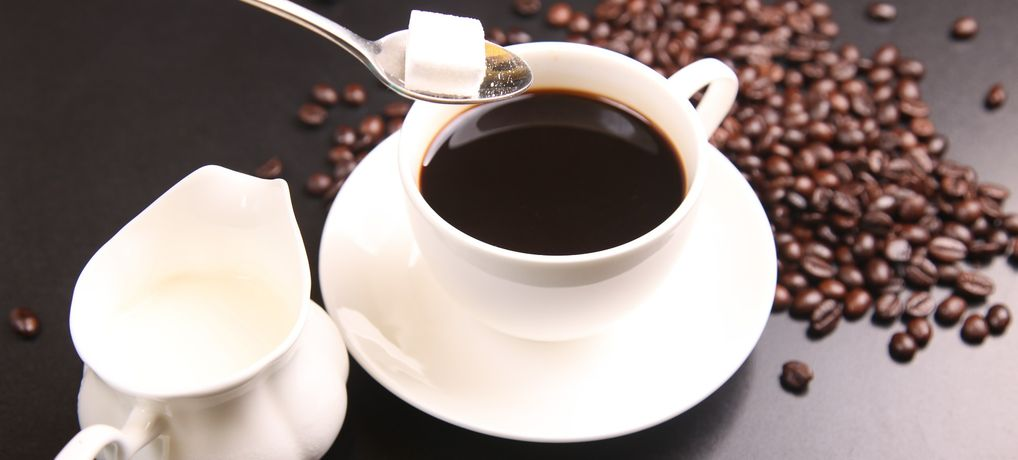 šećer, kava