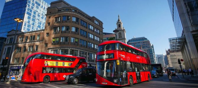 Kava će uskoro pokretati londonske autobuse!