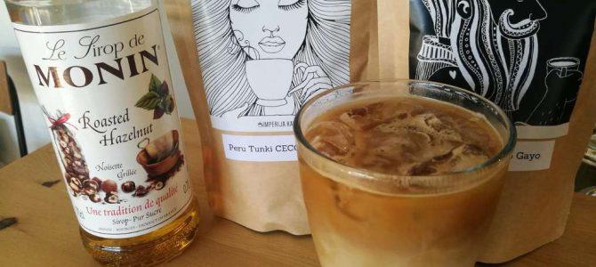 Kako nabrzinu napraviti ledenu kavu
