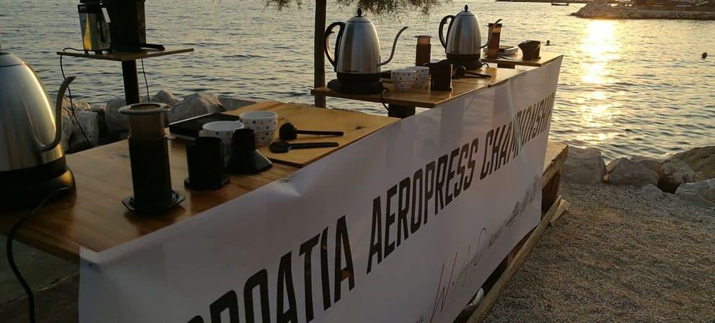 Prvo AeroPress prvenstvo Hrvatske