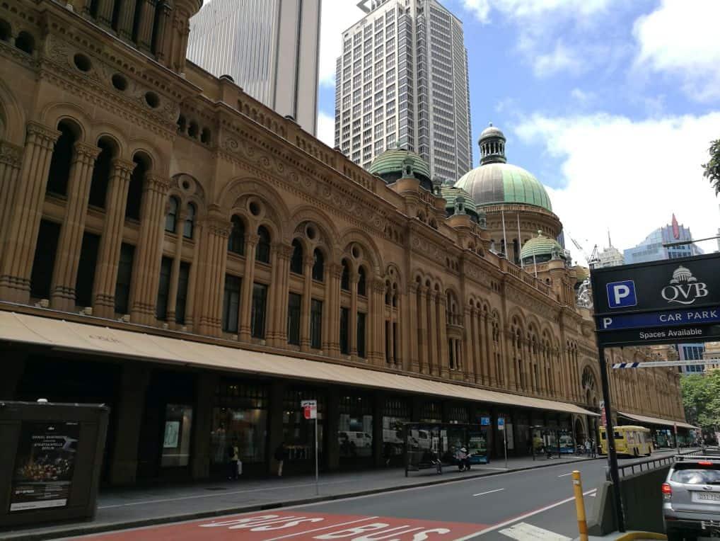 Centar Sydneya